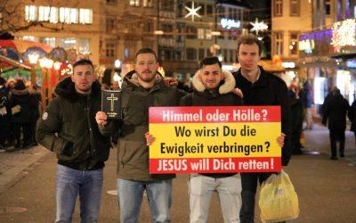 Mission in St.Gallen